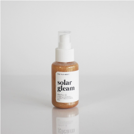 They Talk About Body Oil - Solar Gleam 60ml