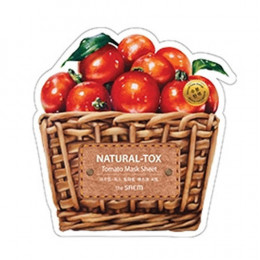 The Saem Natural Tox Tomato Sheet Mask