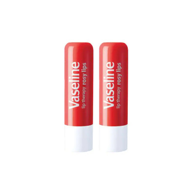 Vaseline Lip Therapy Rosy Lips Stick Value Pack