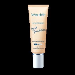 Wardah Lightening Liquid Foundation