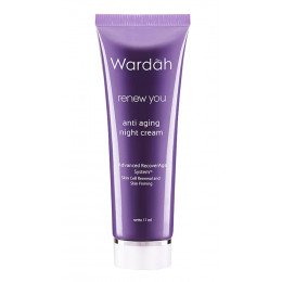 Wardah Renew You Anti Aging Night Cream 17ml