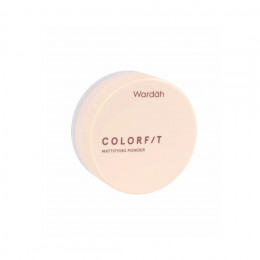Wardah Colorfit Mattifying Powder