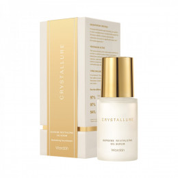 Crystallure Superme Revitalizing Oil Serum