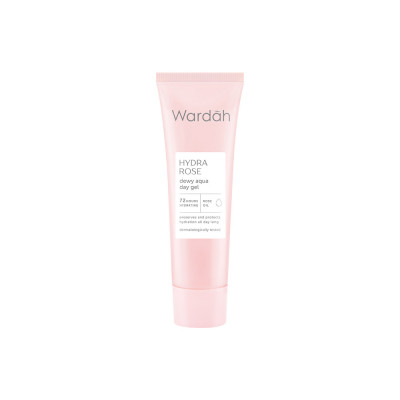 Wardah Hydra Rose Dewy Aqua Day Gel 17ml
