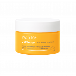 Wardah C - Defense Mousse Moisturizer 30gr