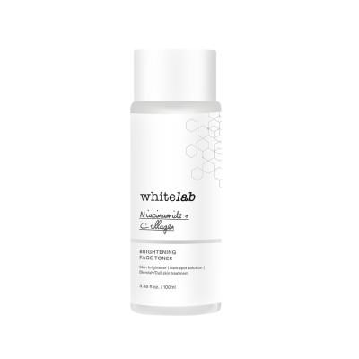 Whitelab Brightening Face Toner Niacinamide + Collagen 100ml