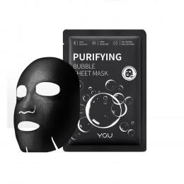 YOU Purifying Bubble Sheet Mask