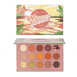You Colorland Wander Nature Eyeshadow Palette