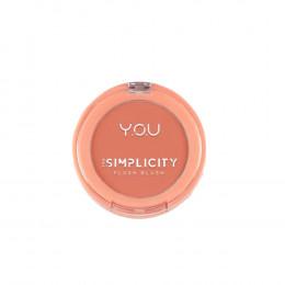 YOU The Simplicity Flush Blush