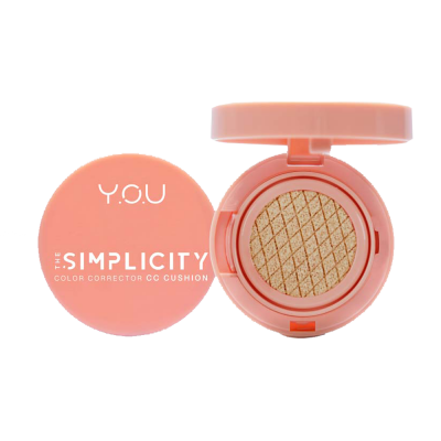 YOU The Simplicity Color Corrector CC Cushion