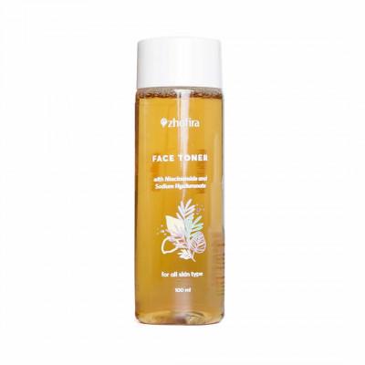 Zhofira Apple Vinegar with Centella Asiatica Face Toner