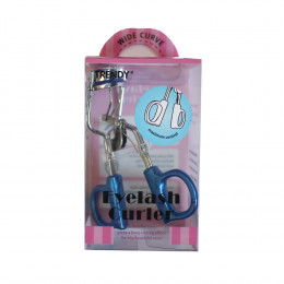 Trendy Wide Curve Eyelash Curler - 1431
