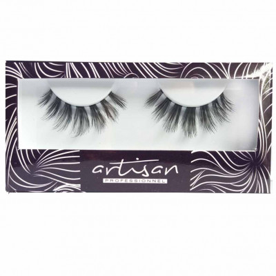 Artisan Clasiques Natural Human Hair Upper Lashes 1227 x Bennu