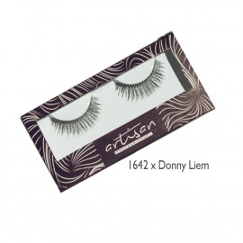 Artisan Clasiques Natural Human Hair Upper Lashes 1642 x Donny Liem