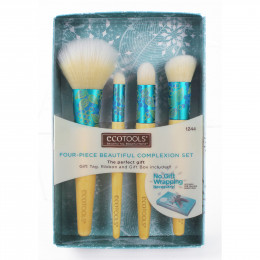 EcoTools Four Piece Beautiful Complexion Set - The Perfect Gift