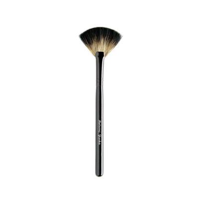 Masami Shouko 106 Fan Brush Black
