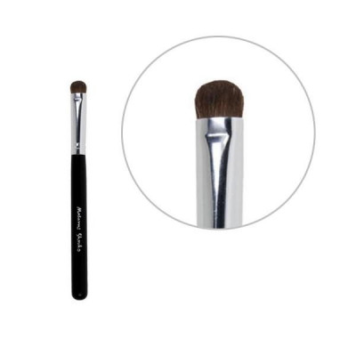 Masami Shouko 206 M Lid Brush Silver