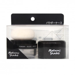 Masami Shouko Travel Loose Powder Case