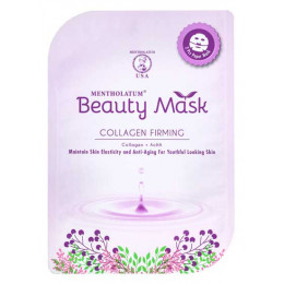 Beauty Mask Mentholatum Collagen Firming