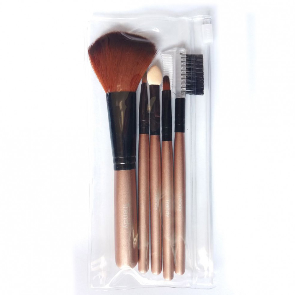 TRENDY Cosmetics Brush Set TDB-582