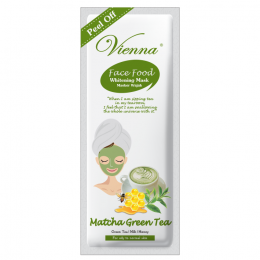 Vienna Face Mask Matcha Green Tea