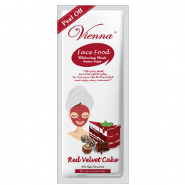 Vienna Face Mask Red Velvet Cake