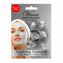 Vienna Whitening Face Mask Sparkling Diamond