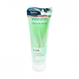 Wardah Aloe Hydramild Multifunction Gel 100ml